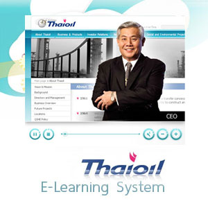 THAIOIL E-Learning System